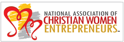 Proud Member of the National Association of Christian Women Entrepreneurs